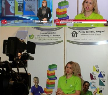 Dr Violeta Nestorov za Dnevnik 2 RTS1
