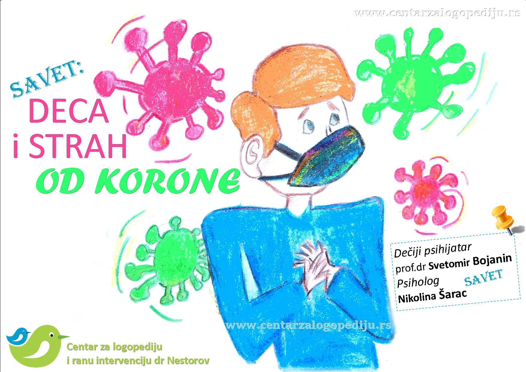 deca i korona virus