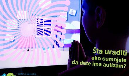 Ako dete ima autizam, dr Stevan Nestorov, dr Violeta Nestorov