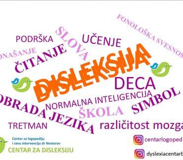 Šta je disleksija?