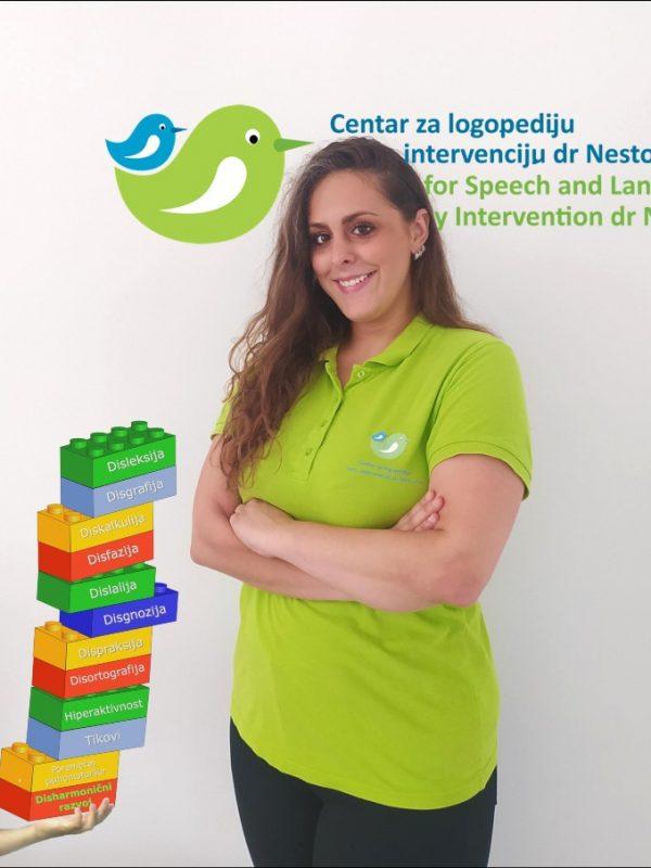 Jovana Jovanović, defektolog